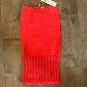 BCBGeneration Stretch Pencil Skirt NWT